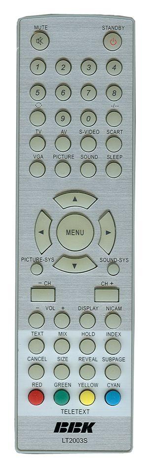 BBK LT2003S (TV) (LT2003S (LCD), LT2008S (LCD))