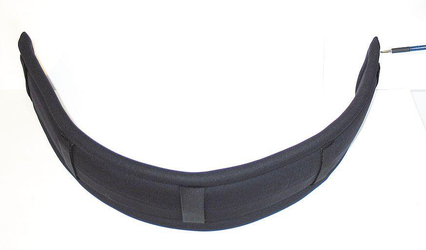 Мягкая накладка для нагрудника 1084. Неопрен