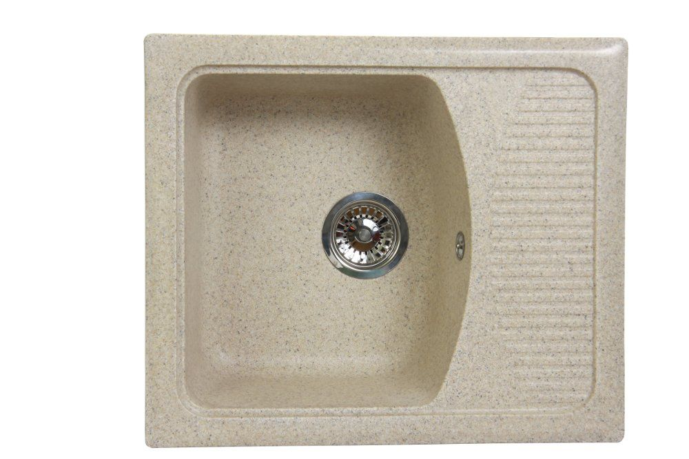 Мойка из искусственного камня Fosto КМ 58-50 c/c