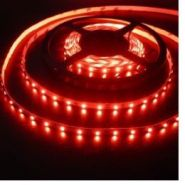 Светодиодная лента 3528 12 V 9.6 W  красная