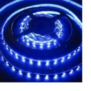 Светодиодная лента 3528 12 V 9.6 W 120 LED (диодов) на 1 м синяя