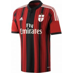 МАЙКА ИГРОВАЯ AC Milan Adidas Home Football Shirt 2014-15