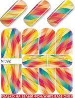 Слайдер-дизайн  N392 (водные наклейки)