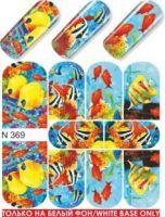 Слайдер-дизайн  N369 (водные наклейки)