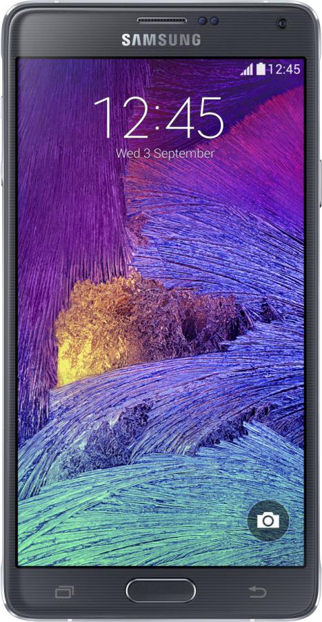 Samsung Galaxy Note 4 SM-N910F (Black)