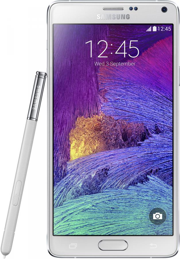 Samsung Galaxy Note 4 SM-N910F (White)
