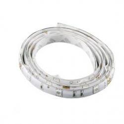 Светодиодная лента в силиконе 5050 12 V 7.2 W 30 LED (диодов) на 1 м белая-холодная