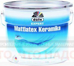 Краска Dufa Mattlatex Keramika