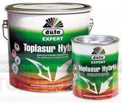 Антисептик Dufa Expert Toplasur Hybrid