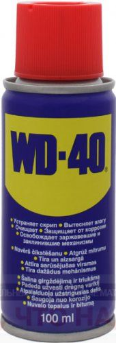 Средство для тысячи применений WD-40