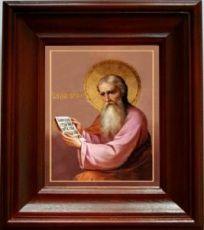 Матфей, апостол (21х24), простой киот