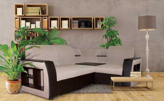 Эльсинор 10 угловой диван