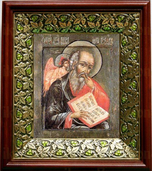 Иоанн Богослов (21х24), киот со стразами