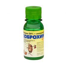 """""""Доброхим ФОС""""  инсектицидное средство против насекомых."""