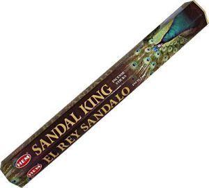 БЛАГОВОНИЕ «САНДАЛ КОРОЛЕВСКИЙ» (HEM SANDAL KING INCENSE STICKS)