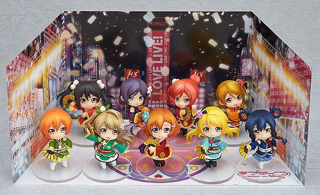 Набор фигурок Nendoroid Petite Love Live! Angel Ver.