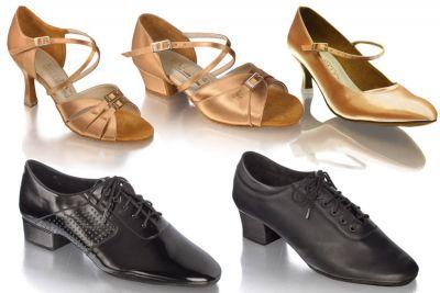 Спортивная бальная обувь