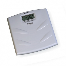 Весы Momert 7381-0090 (silver)