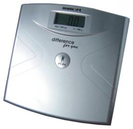 Весы Momert 7388-0090 (silver)
