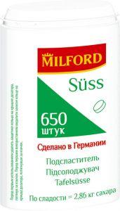 MILFORD Заменитель сахара 39г /650шт ЗЮСС