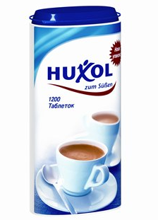 Заменитель сахара 72г /1200шт ХУКСОЛ