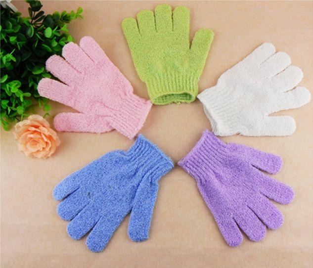Отшелушивающая банная перчатка