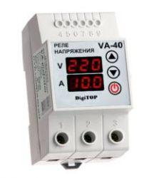 Реле напряжения  V-protector VА-40 DIN