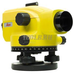 Leica Jogger 20 c поверкой - оптический нивелир