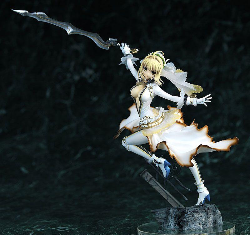 Фигурка Fate/EXTRA CCC: Saber Bride 1/7 Complete