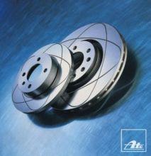 Диски тормозные, ATE, серия PowerDisc, передний к-кт для RS (312мм)