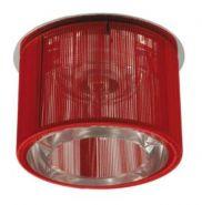 Светильник AG 51 CHR/RD+WH
