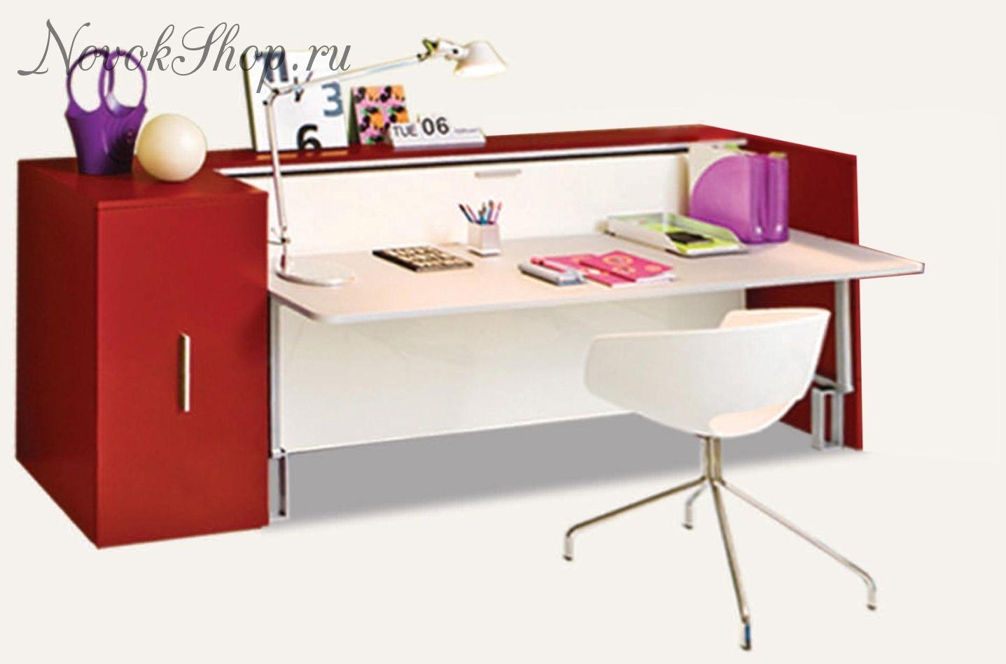 стол кровать трансформер Avorio горизонтальная