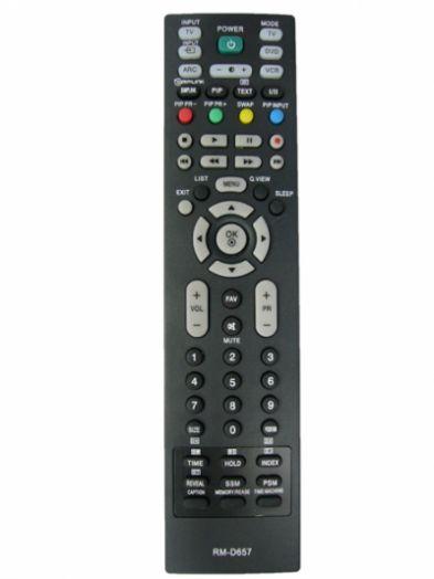 ТВ пульт универ. RM-D657 (LCD/LED LG)