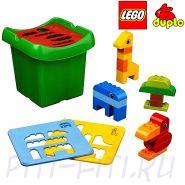 LEGO Duplo. Познаю цвета и формы