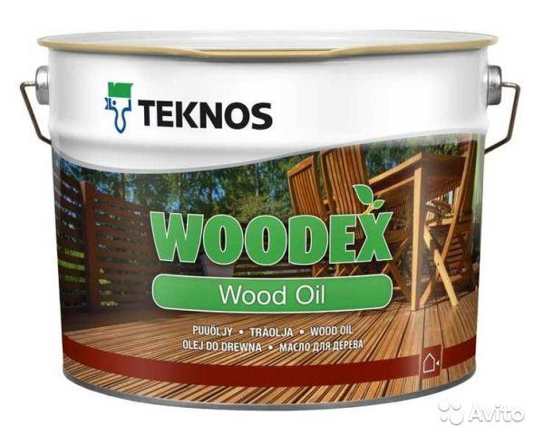Масло для дерева  WOODEX WOOD OIL