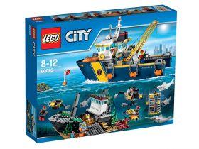 Lego City 60095 Исследовательский корабль #