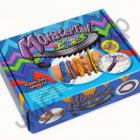 Набор для плетения Monster Tail 600 шт. резинок ,большой крючок, клипсы ,малый станок для плетения , инструкция (10)
