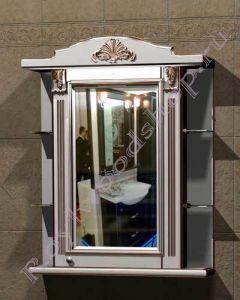 "Зеркало-шкаф  ""Руссильон PROVENCE-75 светлое дерево"""