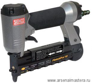 Профессиональный пневматический шпилькозабивной пистолет Senco FinishPro 10 12-25 мм