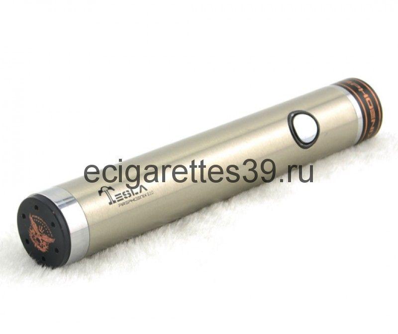 Батарейный мод Tesla FirePhoenix