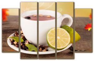 Чай с лаймом