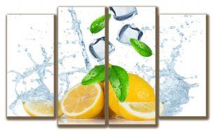 Свежесть лимона