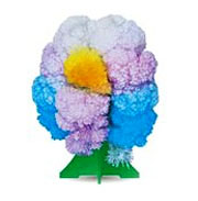 """Кристалл  """"Чудесное дерево"""" (разноцветное)"""