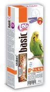 Lolo Pets Smakers Крекеры для волнистых попугаев с клубникой (90 г)