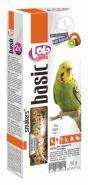 Lolo Pets Smakers Крекеры для волнистых попугаев с киви (90 г)