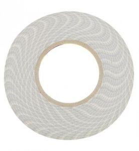 Скотч 3M двухсторонний (5 мм x 50 м) 0,05 мм (white)