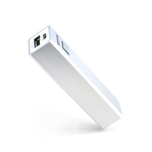 2200mAh Внешний аккумулятор  Apexto  APA1022102 серебро