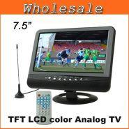 Портативный телевизор (SD / MMC карты USB флэш-диск)