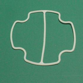 Уплотнительное кольцо головки блока к компрессору 1202-II, 03-II, 05, 1206, 1208