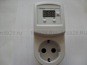 Регулятор напряжения РНЭ 0-220В 4.5 А( РН -15) с индикатором
